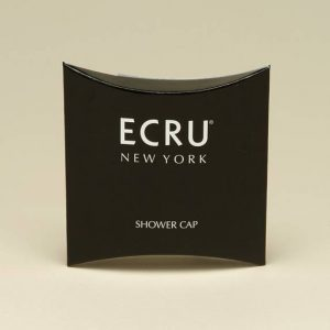 ecru new york shower cap