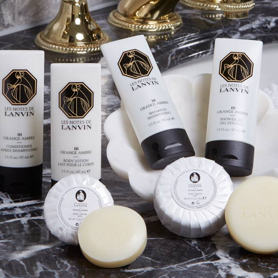 Supplying Luxury Hotel Toiletries Soap More Essential Amenities