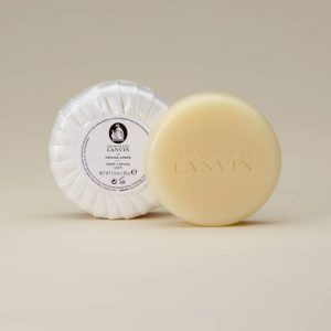 les notes de lanvin soap