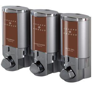 Joseph Abboud dispensers